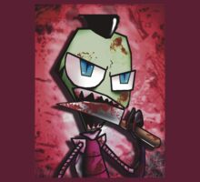 Bloody Zim by zimmy-shirts
