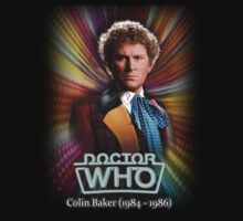 The Doctor #6 (1984 - 1986) by marinasinger