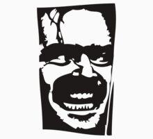 Jack Nicholson The Shining by 53V3NH