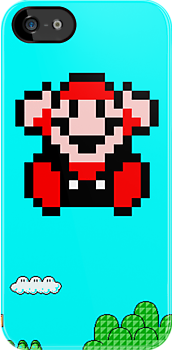 Mario 3 Game Over by Bob Buel