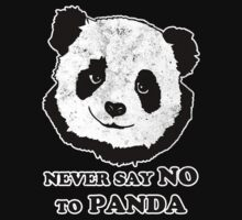 Never Say No To Panda Kids Clothes