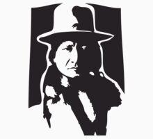 Sitting Bull by 53V3NH