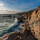 California Coast I by Richard Thelen