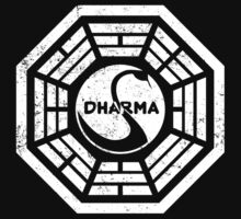 Dharma Swan Station by KDGrafx