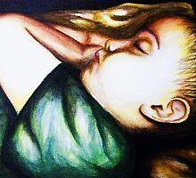 Sleeping boy by MeganVilic