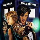 Doctor Who by tamim14