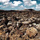 lava lansdcape by Atman Victor