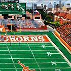 "(107) ""Texas Longhorn's Alumni Game 2012. (Remembering Darrell K. Royal) .""  by amyglasscockart"