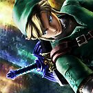 Link 2 - iPhone Case by squidkid