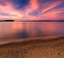Serenity II, Leech Lake by Michael Treloar