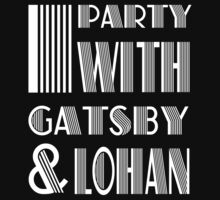 I Party With Gatsby and Lohan by AReliableSource