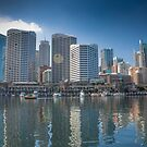 Darling Harbour, Sydney by pommieken