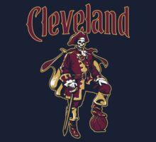 Captain Cleveland - Dark by WeBleedOhio