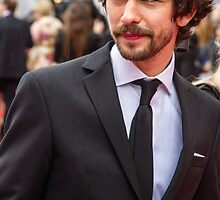 Ben Whishaw (BAFTA Television Awards) by Paul Bird