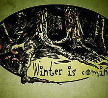 winter is coming by ebeth