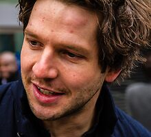 Damien Molony (First Light Awards) by Paul Bird