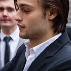 Douglas Booth by Paul Bird