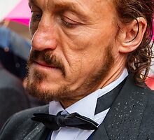 Jerome Flynn (BAFTA Television Awards) by Paul Bird