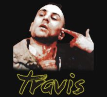 Travis Bickle - Murderer by Edwaardz