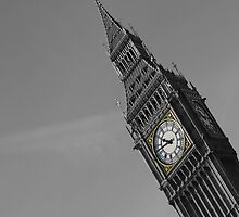 Big Ben Ipad cover/case by Nimi