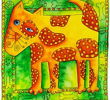 Spotty Dog by Julie Nicholls