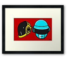 Pop Art Memories Framed Print
