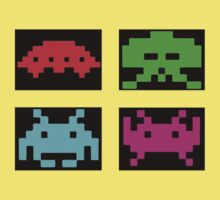 Space Invaders  by adrienne75