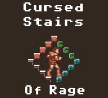 Castlevania III: Cursed Stairs of Rage by Fuzzums