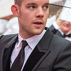Russell Tovey (BAFTA Television Awards) by Paul Bird