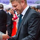 Sean Bean (BAFTA Television Awards) by Paul Bird