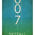 skyfall by 1974design
