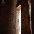 Medinet Habu Temple - Luxor by indigo-song