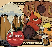 Granny Smith's Sweet Apple Acres Cider by RianSygh