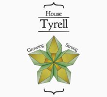 House Tyrell - Stained Glass by Jack Howse