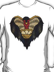 Mama Bird Tattoo Design T-Shirt