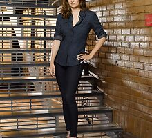 Stana Katic by OneWriterGirl