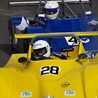 750 MC - 750 Formula - #28 Mick Harris and #4 Bob Simpson by motapics
