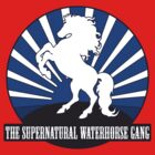 THE SUPERNATURAL WATERHORSE GANG! by brainsontoast