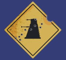 Dalek Crossing by Bill Cournoyer