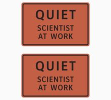Scientist At Work (Small) ×2 by csyz ★ $1.49 stickers