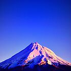 Mount Taranaki by Lisa Taylor