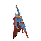 Superman Fly by Alex & Marco Mitolo