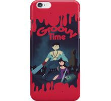 Groovy Time! iPhone Case/Skin