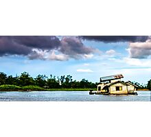 Borneo Just Go With The Flow Photographic Print