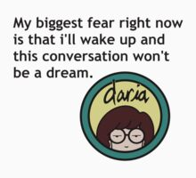 Daria's biggest fear. by squidgy