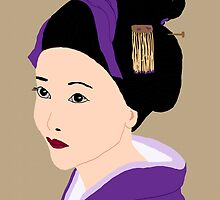 Beautiful Geisha  by kreativekate