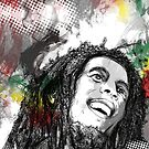 Bob Marley by Star D'Silva-Williams