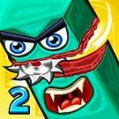 Tiny Ball Vs. Evil Devil 2 - Addicting physics game for iPhone by johnmorris8755