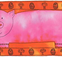 Long Pig by Julie Nicholls