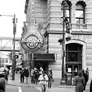Hard Rock Cafe, Philadelphia by jipvankuijk